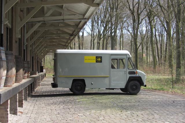 Arnhem Openluchtmuseum Van Gend en Loos