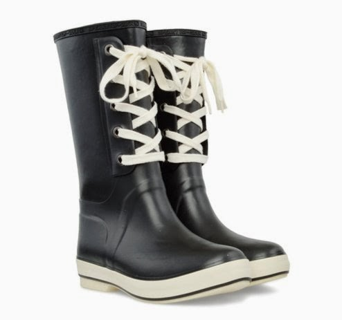 Sperry Top-Sider rubber boots