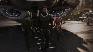 Black Panther menjadi film pahlawan super pertama yang masuk nominasi Golden Globes untuk film terbaik kategori drama. - Foto/Dok. Marvel Entertainment/youtube