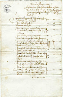 Inventory of the goods and chattels of John Taylor of Towthorpe