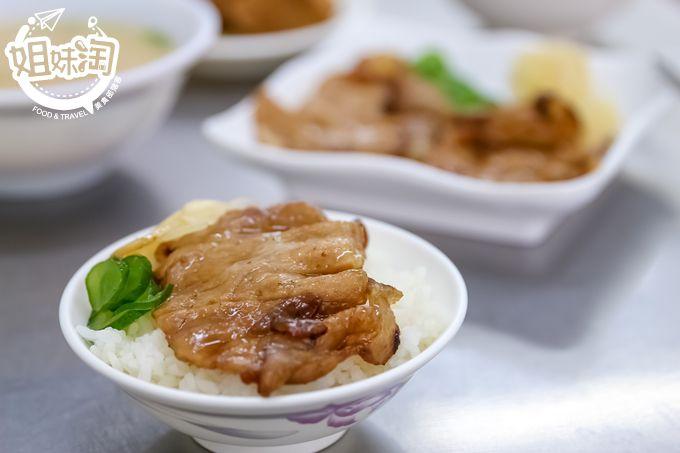 高雄 美食 燒肉飯 推薦 必吃 左營區 正宗周燒肉飯