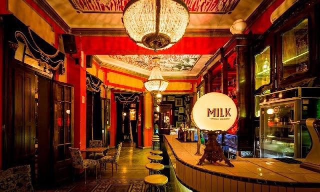 Bar Milk em Córdoba