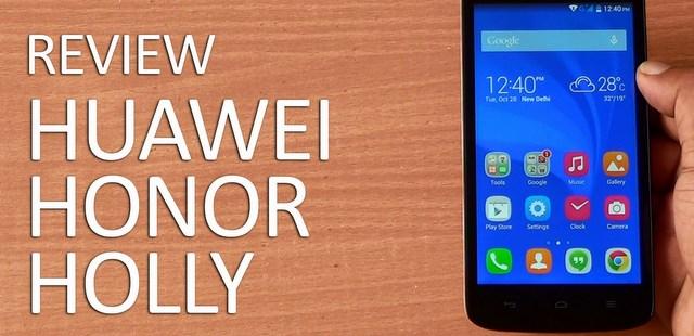 Gambar Huawei honor holly 2
