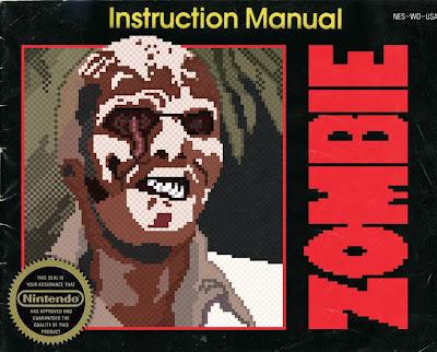Zombi 2: manuale NES