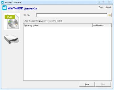 WinToHDD Enterprise Pro v2.3 Lengkap Keygen Terbaru