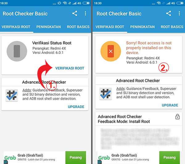 Cara Mengetahui Android Anda Sudah di Root