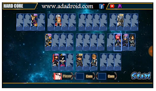 New Update Trial Naruto Senki Mod Mobile Legend