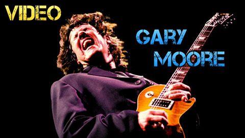 Vídeo Biografía Gary Moore