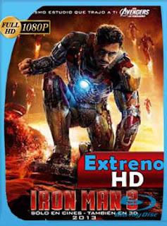 Iron Man 3  2013 HD [1080p] Latino [Mega] dizonHD
