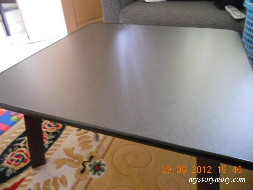 Ini Rupa Meja Jepun Kami Cantik Tak Kan