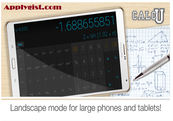 tools for android-Download CALCU