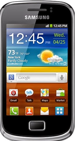 cara flash Samsung Galaxy Mini 2 GT-S6500
