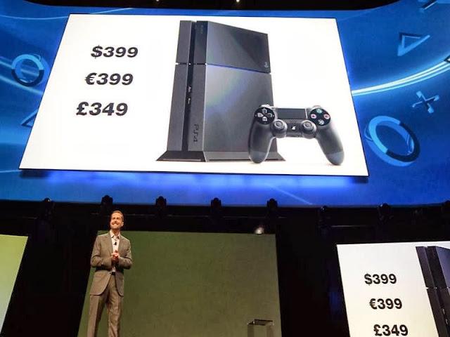 Playstation 4 dos EUA