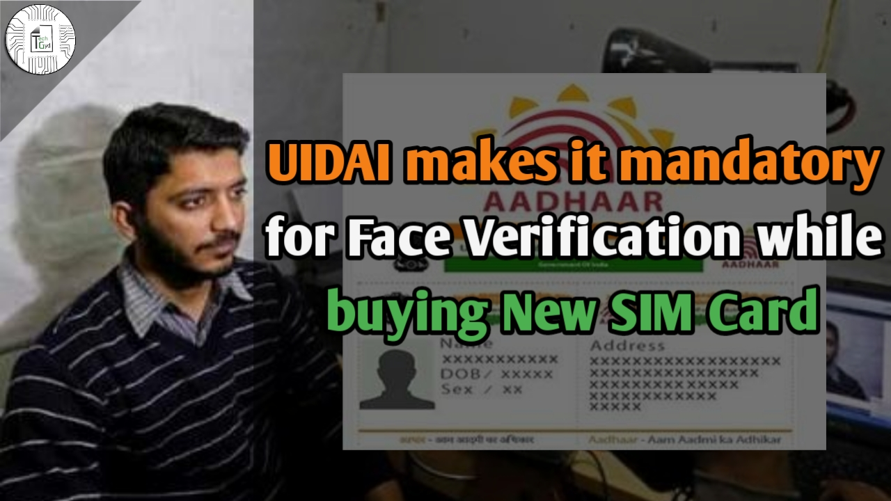 Face ID must for New SIM connection