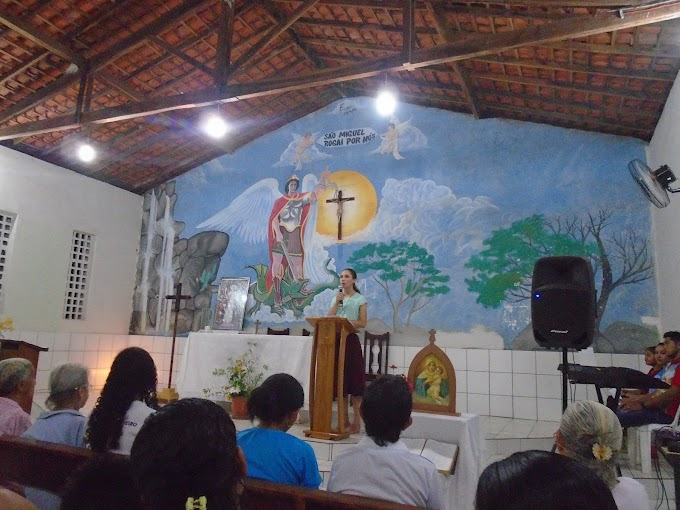 Festa de São Miguel Arcanjo: 1ª novena