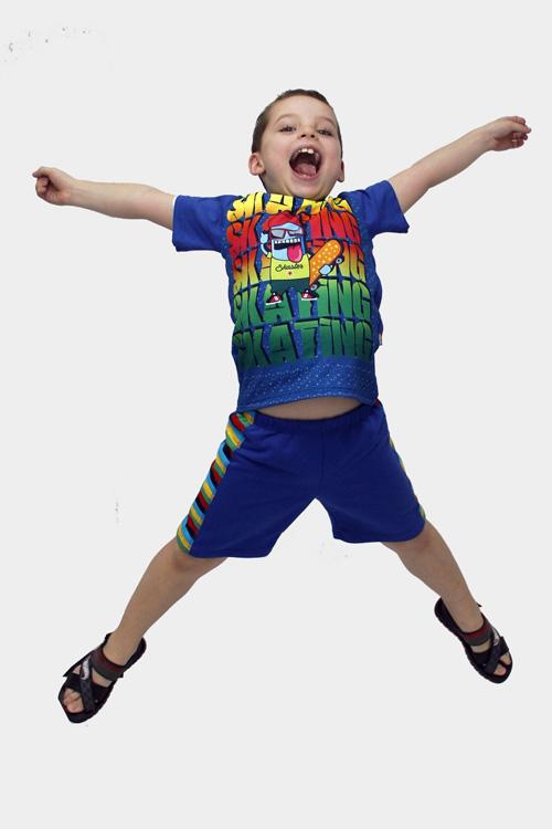 Moda en ropa para chicos primavera verano 2018.