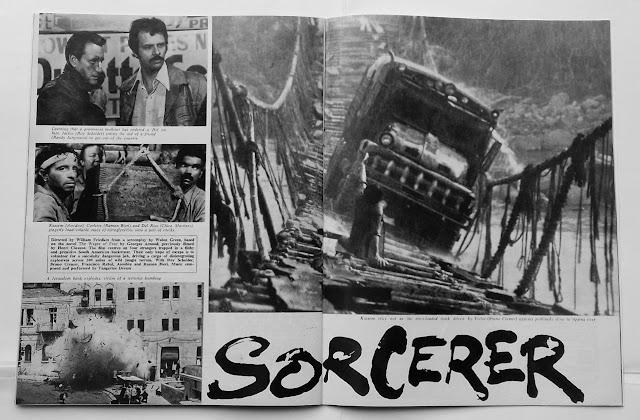 Sorcerer, Films and Filming magazine