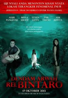Dendam Arwah Rel Bintaro (2013)