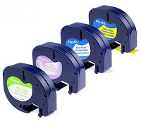 Pack con 4 tipos de etiqueta