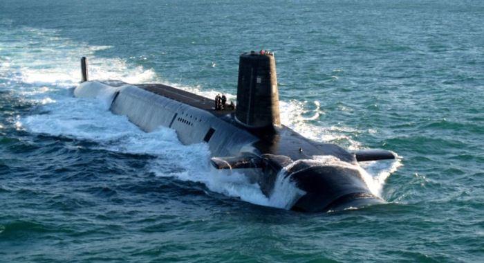 HMS Vigilant, kapal selam rudal balistik Trident