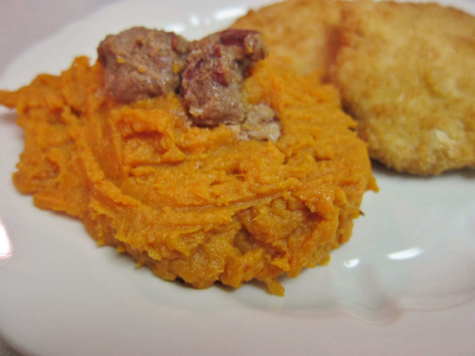 The Vegan Chronicle Mashed Sweet Potatoes With Pecan Butter