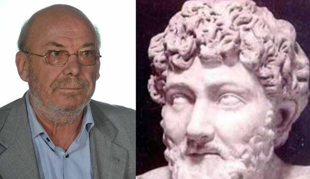Διάλεξη Αλέξη Τότσικα στο ΔΑΝΑΟ με θέμα: «Οι μύθοι του Αίσωπου στη λαϊκή και λόγια παράδοση¨