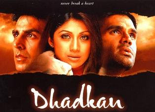Dhadkan hindi Songs