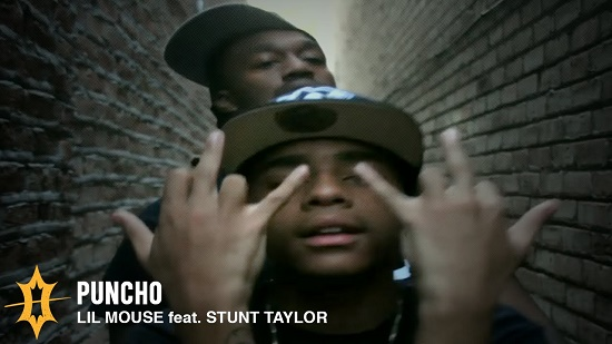 Lil Mouse - Puncho (Feat. Stunt Taylor) [Vídeo]