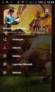 BBM Mod BARBARIAN v2.13.1.14 APK