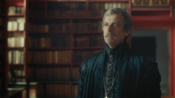 Peter Capaldi en The Musketeers 1x01