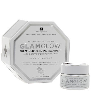 Review : GlamGlow Supermud Clearing Treatment by Jessica Alicia