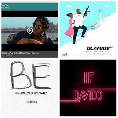 4 Most Downloaded Love Song So Far These 2017