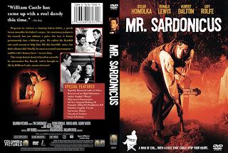 Carátula dvd El Barón Sardónico (Mr. Sardonicus)
