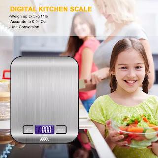 Balance cuisine numérique Adoric Food Scale