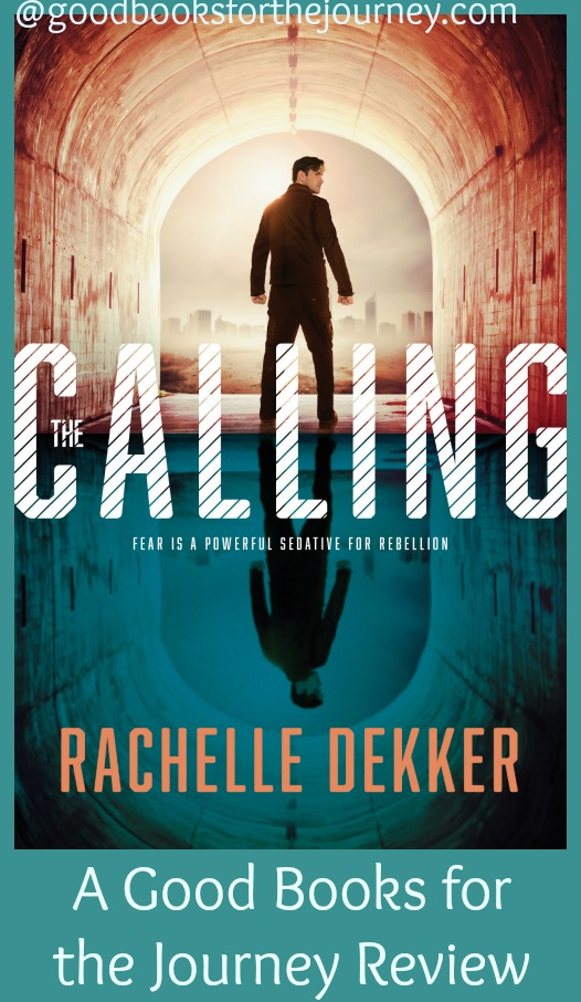 Review of a futuristic novel by Rachelle Dekker