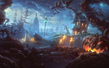 Free Halloween Wallpaper Download