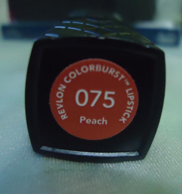 Revlon Colorburst Lipstick Peach Review,Swatches