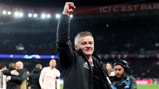 Solskjaer became the first United manager to win his first six league games, beating a record held by Sir Matt Busby.