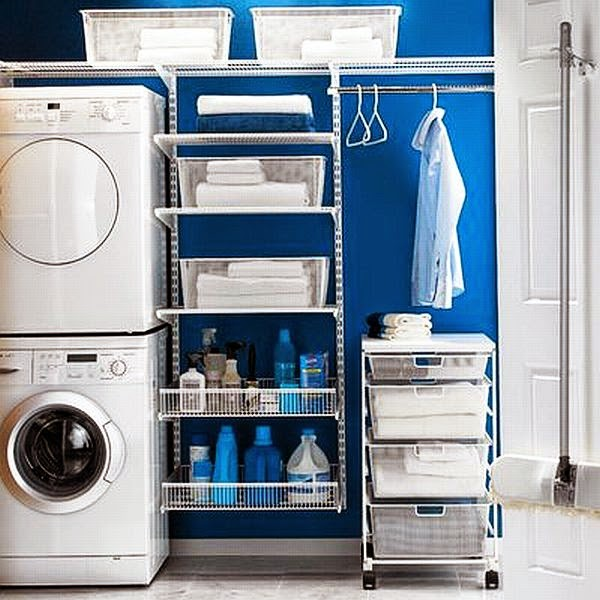 Laundry Room Ideas And Best Tips To Save Space In Small Laundries