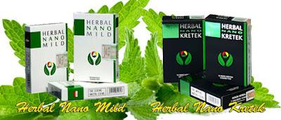 Agen Rokok Herbal Nano