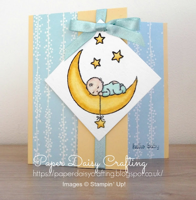 Moon Baby from Stampin' Up!
