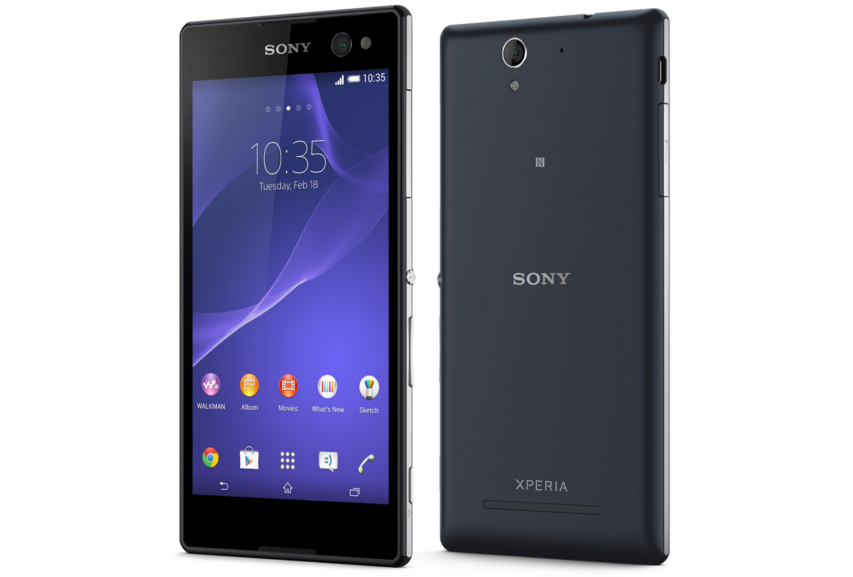 All Phone Software: Sony Xperia C3 D2533 Stock Rom/Official