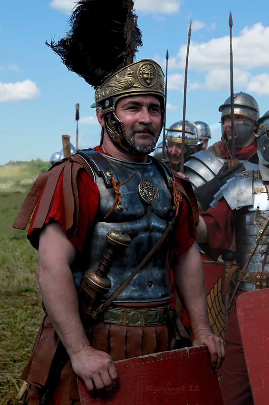 этой фото центурион и войска вам