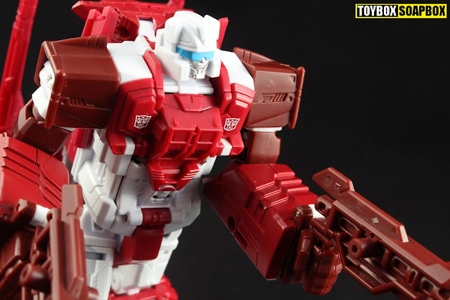 unite warriors scattershot head