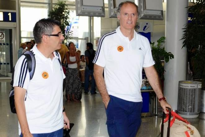 Αναχωρεί για Θεσσαλονίκη