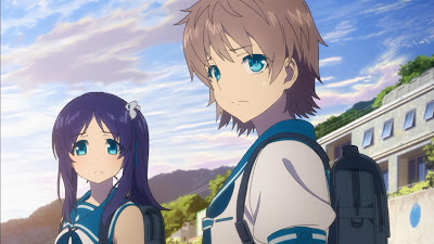 Nagi no Asukara Episode 2 Subtitle Indonesia