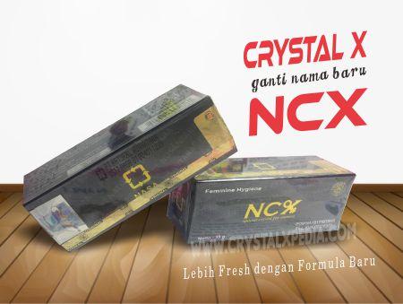 gambar ncx nama baru dari crystal x