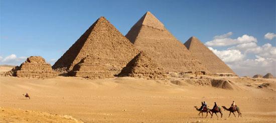 Grande Pirâmide de Gizé concentra ondas eletromagnéticas, afirmam cientistas - Img 1