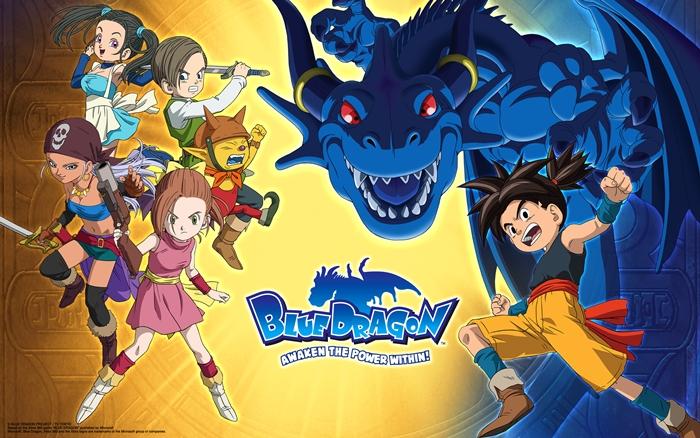 Blue Dragon Tenkai Shichi Ryuu - Todos os Episódios