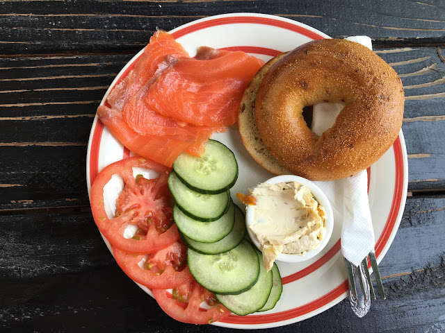 Bagel & Lox, Spielman Bagels, Portland, OR | A Hoppy Medium